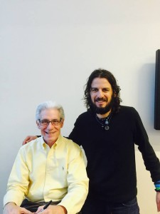 Brian Weiss and Jimmy Petruzzi