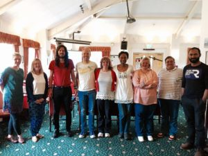 nlp group july